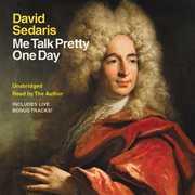 Me Talk Pretty One Day (Abridged CD Audio)