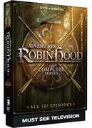 The Adventures of Robin Hood: The Complete Series , Anne Firth