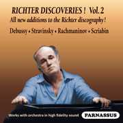 Richter Discoveries Volume 2 , Sviatoslav Richter