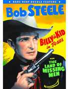 Billy the Kid in Texas /  The Land of Missing Men , Bob Steele