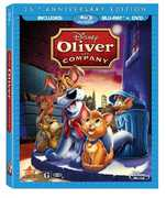 Oliver and Company: 25th Anniversary Edition , Frank Welker