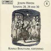 Piano Sonatas 8 , Ronald Brautigam