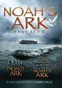 Noah's Ark Revealed: Documentary Combo Pack , Arthur Batanides