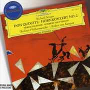 Don Quixote /  Horn Concerto 2 in E Flat Major [Import] , Herbert von Karajan