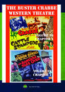 """The Buster Crabbe Western Theatre: Volume 10 , Larry """"Buster"""" Crabbe"""