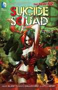 Suicide Squad, Vol 1: Kicked in the Teeth (The New 52) (DC) , Adam Glass