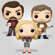 Parks and Recreation Collectibles Bundle