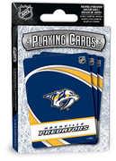 MasterPieces Nashville Predators Playing Cards
