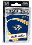 MasterPieces Nashville Predators Playing Cards