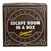 Mattel Games - Escape Room In A Box: The Werewolf Experiment