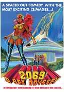 2069: A Sex Odyssey , Catharina Conti