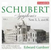 Schubert Symphonies , Schubert