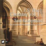 Cantatas 17 , J.S. Bach