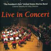 US Marine Band: Live in Concert