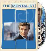 The Mentalist: The Complete First Season , Simon Baker