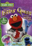 Sesame Street: Elmo and Friends: The Letter Quest and Other Magical Tales , Kevin Clash