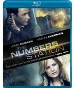 The Numbers Station , John Cusack