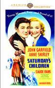 Saturday's Children , John Garfield