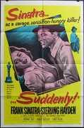 Suddenly Vintage Movie Poster