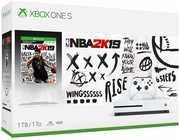 Microsoft Xbox One S 1TB Console - NBA 2K19 Bundle