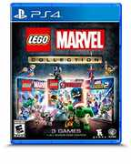 LEGO Marvel Collection for PlayStation 4