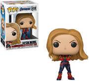 FUNKO POP! MARVEL: Avengers Endgame - Captain Marvel