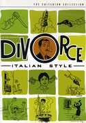 Divorce Italian Style (Criterion Collection) , Marcello Mastroianni