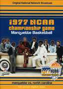 1977 NCAA Chamionship Game: Marquette Basketball