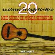 Meio Seculo de Musica Sertaneja 6 /  Various [Import] , Various Artists