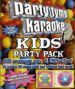 Party Tyme Karaoke: Kids Party Pack , Various Artists
