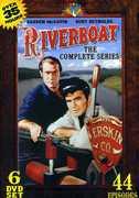 Riverboat: The Complete Series , Darren McGavin