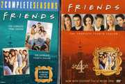 Friends: The Complete Third and Fourth Seasons , David Schwimmer