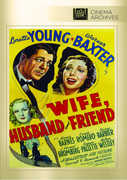 Wife, Husband and Friend , Loretta Young
