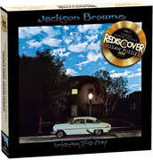 Jackson Browne-Late For The Sky-Rediscover JS Pzle