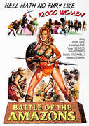 Battle of the Amazons , Lincoln Tate