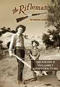 The Rifleman: Season 3 Volume 1 (Episodes 77 - 93) , Chuck Connors