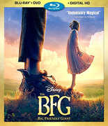 The BFG , Mark Rylance