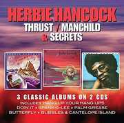 Thrust /  Manchild /  Secrets [Import] , Herbie Hancock