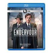 Endeavour: The Complete Fourth Season (Masterpiece) , Shaun Evans