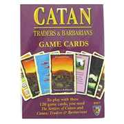 Catan Expansion: Traders and Barbarians Game Cards