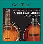 Gold Tone BTS Custom Banjitar Strings