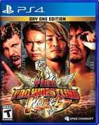 Fire Pro Wrestling World for PlayStation 4