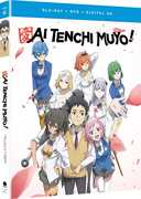 Ai Tenchi Muyo: The Complete Series , Cindy Robinson
