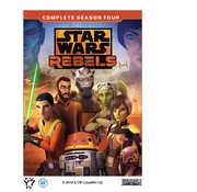 Star Wars Rebels: Complete Season Four , Taylor Gray