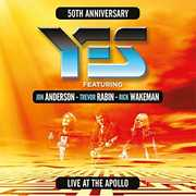 Yes Live At The Apollo , Yes