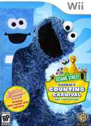 Sesame Street: Cookie's Counting Carnival for Nintendo Wii