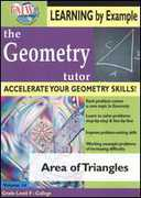 Geometry Tutor: Area of Triangles , Jason Gibson