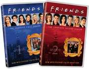 Friends: The Complete First and Second Seasons , David Schwimmer