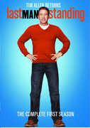 Last Man Standing: The Complete First Season , Tim Allen