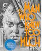 The Man Who Knew Too Much (Criterion Collection) , Leslie Banks